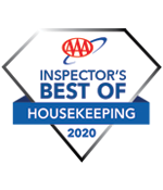 AAA Best of Housekeeping 2020 logo