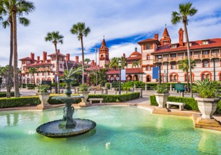 fountain in st augustine florida