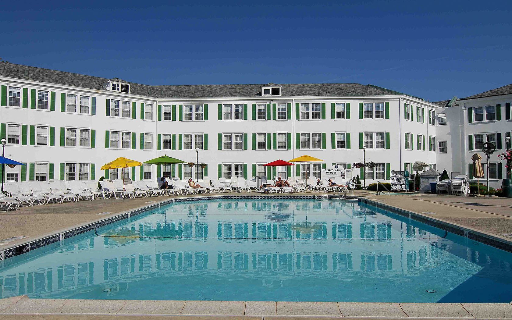 Rooms: New Jersey Shore Hotels