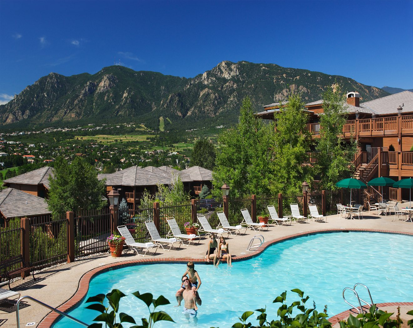 Colorado Springs Hotel  Photos  Cheyenne Mountain Resort