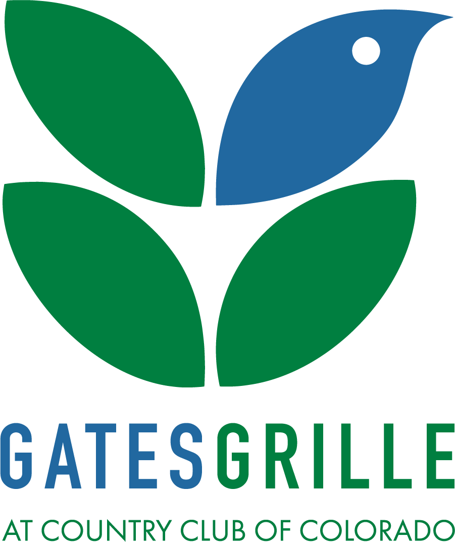 Gates Grille Country Club of Colorado logo