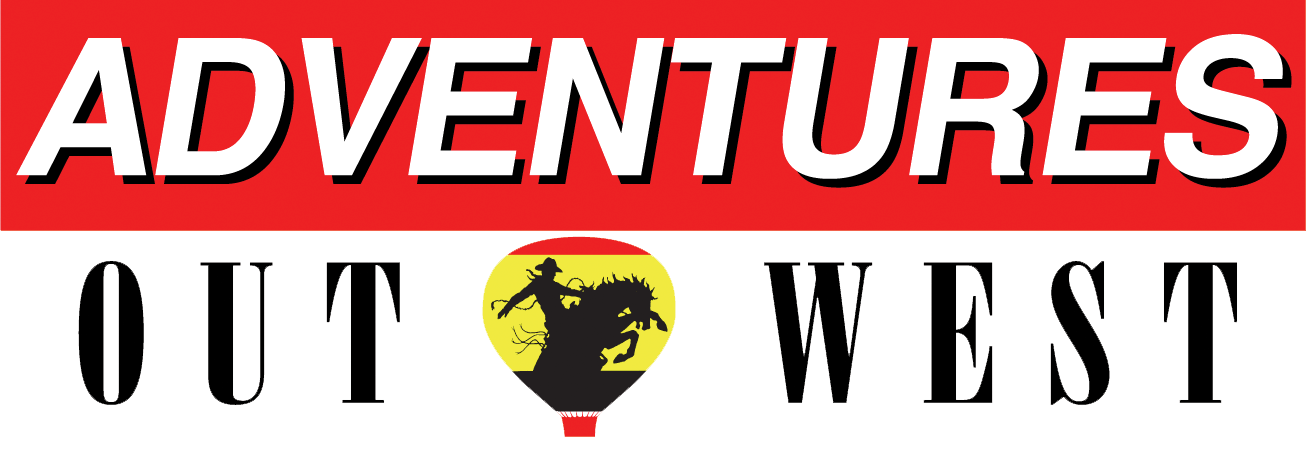 Adventures Out West logo