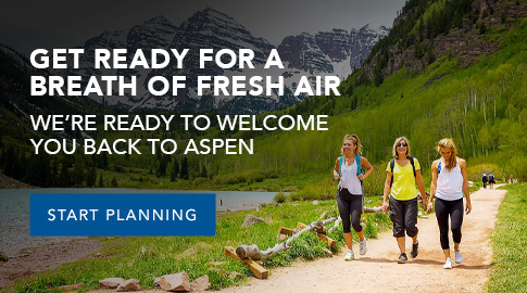 Aspen Meadows is reopening!