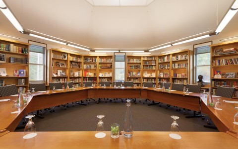 meeting space in library