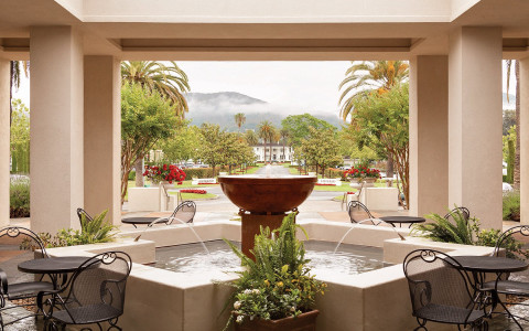 Tucked away in Napa Valley, The Silverado Resort and Spa is surrounded by unparalleled natural beauty.