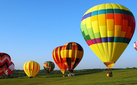 Dolce Silverado Room Packages Hot Air Balloon