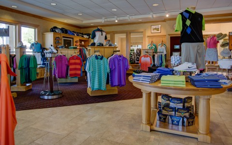 Silverado Resort Golf Pro Shop