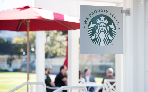 silverado market proudly serves starbucks coffee