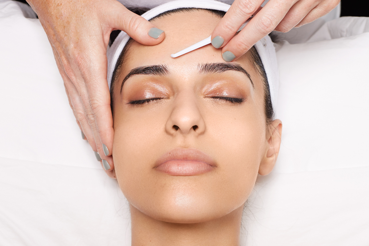 dermaplaning feature spa treatment