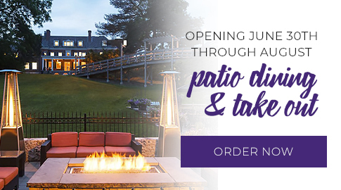 Patio dining opens on June 30th