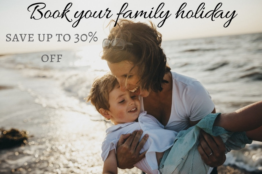 book your family holiday!