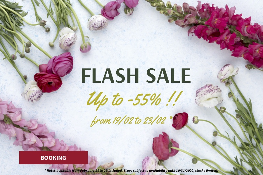 flash sale now