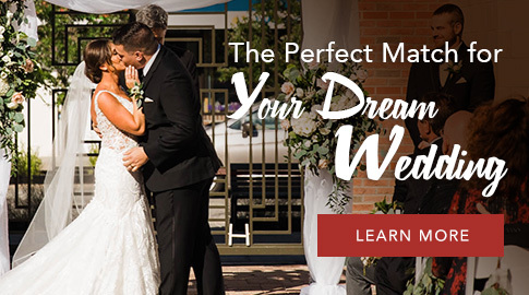Plan Your Dream Wedding at The H