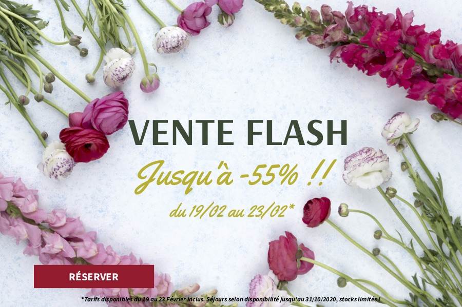 la vente flash sale