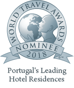 portugals leading hotel residences 2018 nominee shield 256