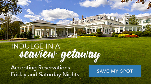 Seaview Hotel is Opening for weekend getaways!