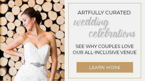 artfully curated wedding celebrations- learn more