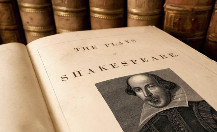 shakespeare book of plays