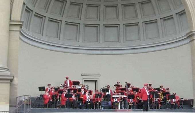 Golden Gate Park's Spreckels Temple of Music
