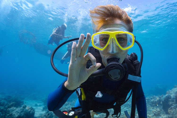 amoray offers dive stay package