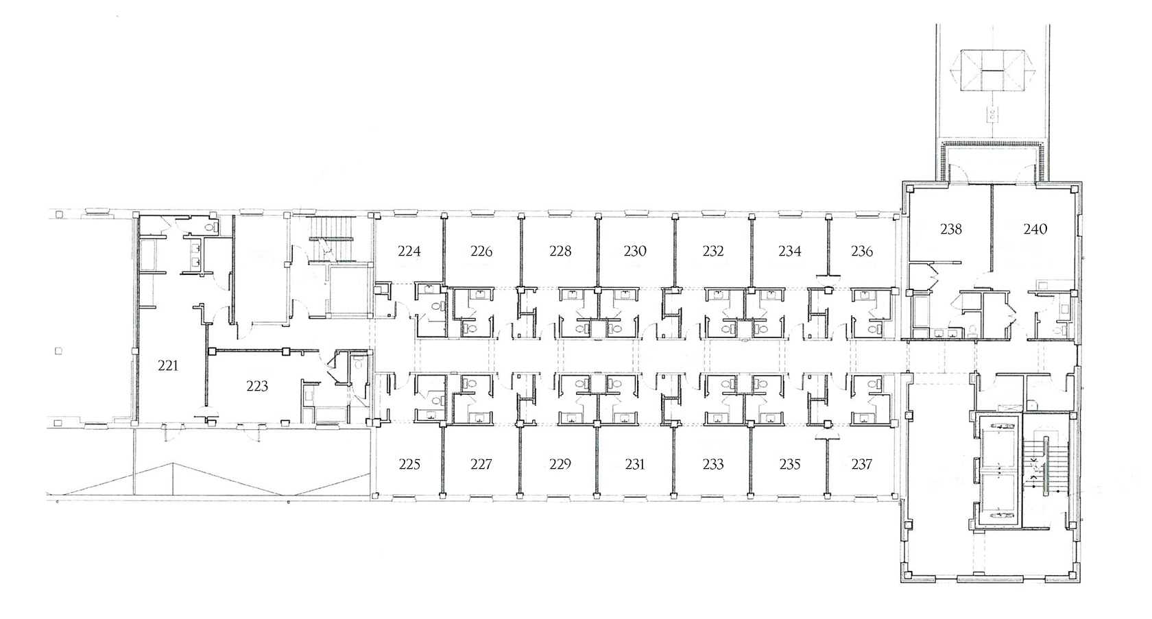 Atherton Floorplan 2nd Floor