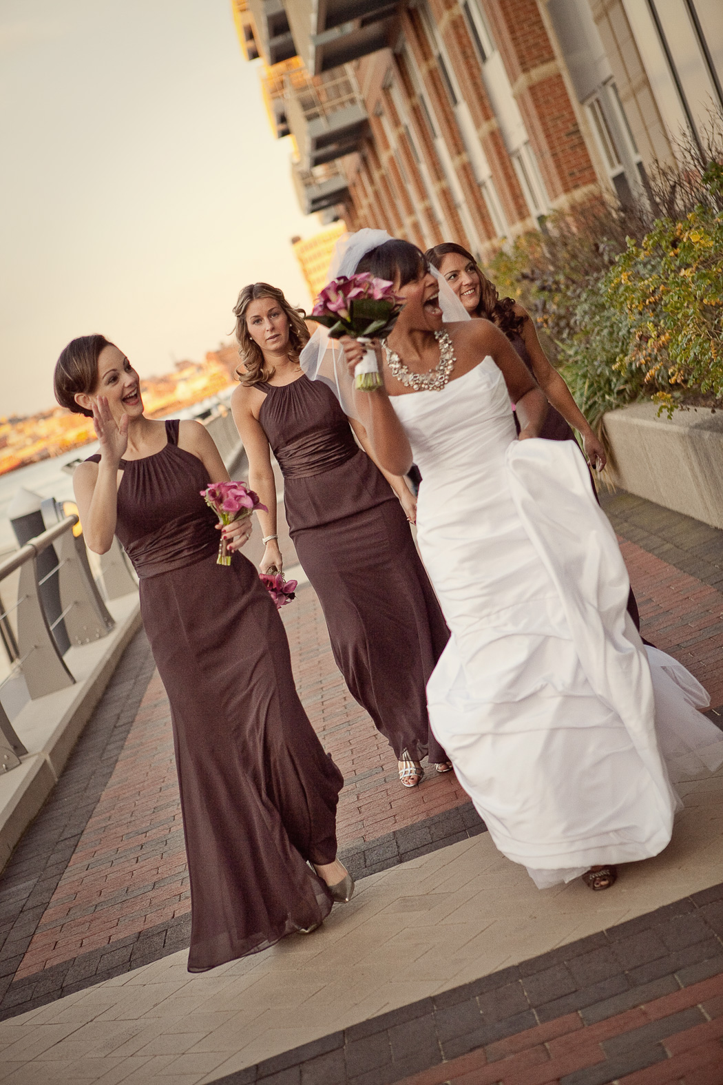 Weddings battery wharf hotel in boston ma for Wedding videographers in ma