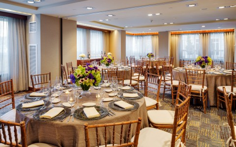 Battery Wharf Hotel events