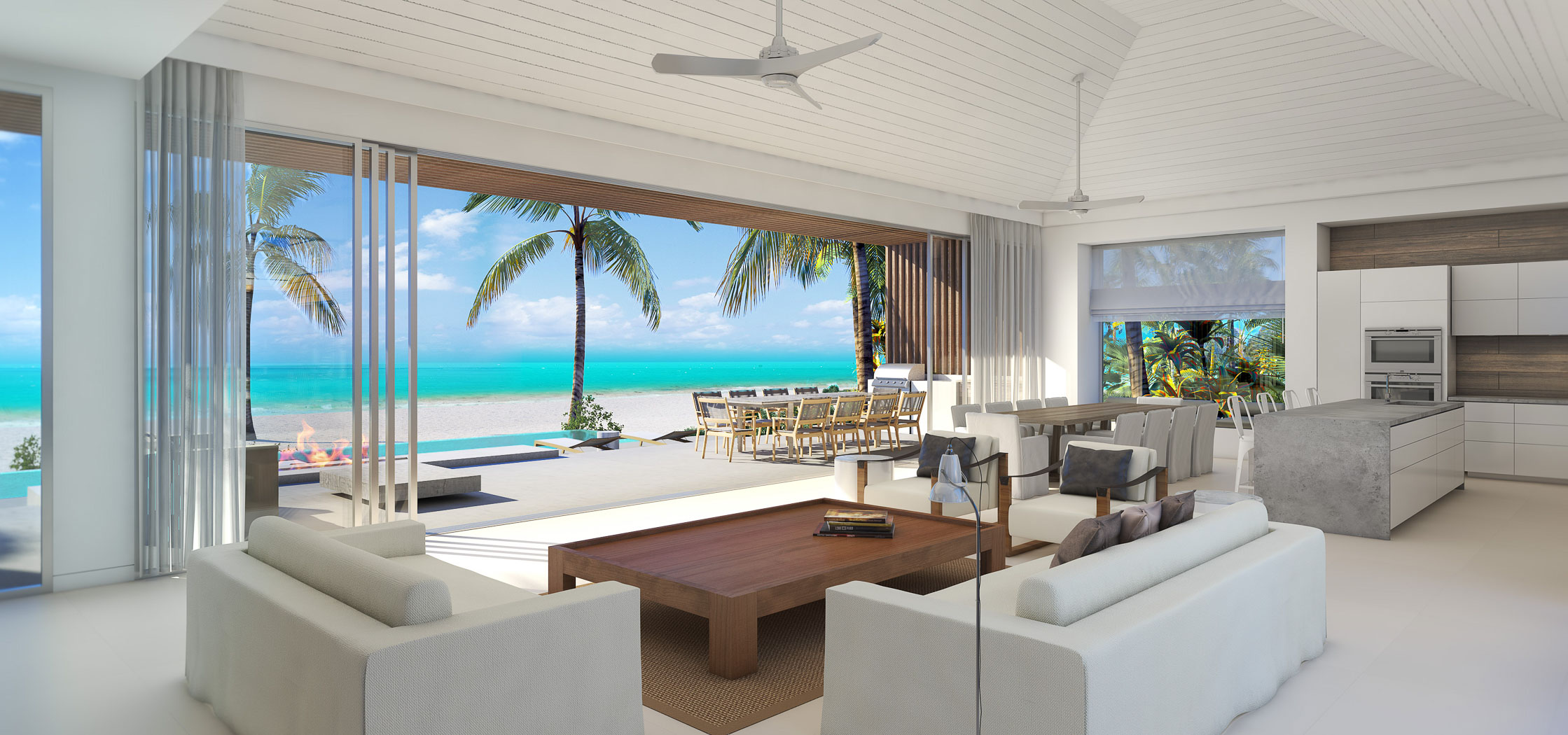Long Bay Villas - Beach Enclave