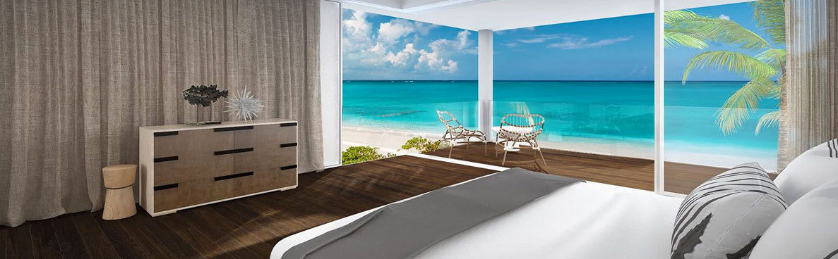 beach enclave grace bay overview interior large