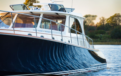 World-Class Boating, Courtesy of Henry Hinckley