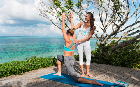 Refresh and Rejuvenate Yourself with Yoga by the Sea