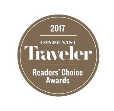 Conde Nast Readers' Choice Awards