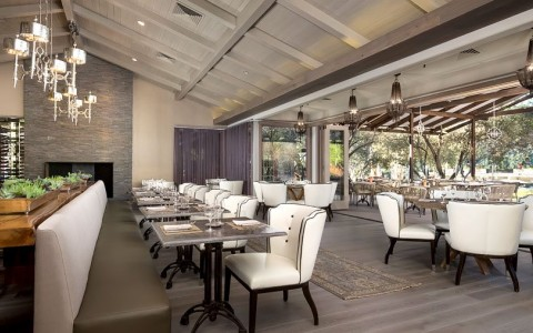 Bernardus Press Releases Lucia Restaurant Bar Debut