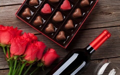 Wine and Chocolate at Sunnyslope