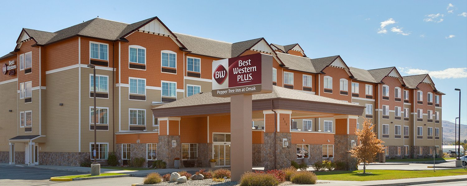 Best Western Plus Omak Image 1