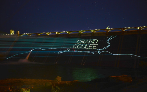 One River, Many Voices: The Grand Coulee Dam Laser-Light Show