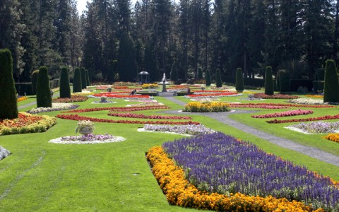 A Stroll through Manito Park and Botanical Gardens