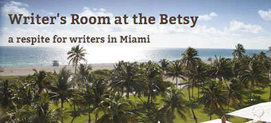 Writers Room at the Betsy