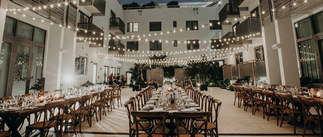 Stunning Venues for Private Events