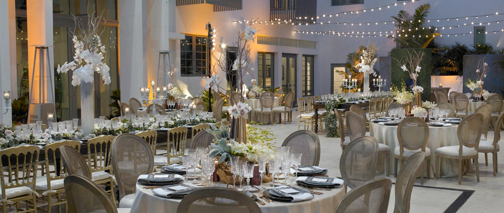 Unique and Adaptable Venues