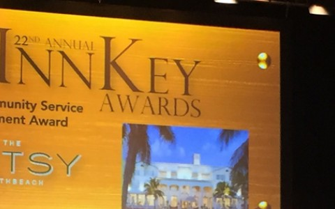 Betsy Team wins at 2016 Inn Key Awards