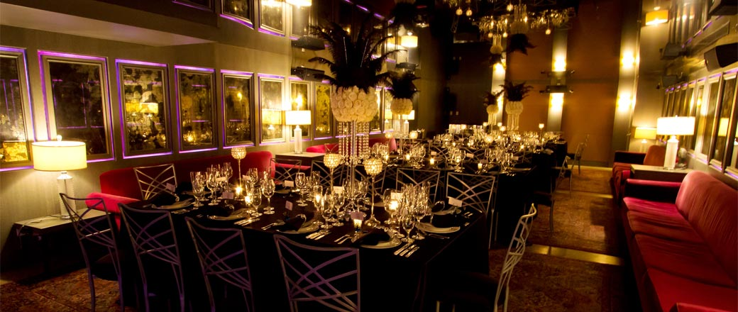 Sophisticated Private Dining in South Beach