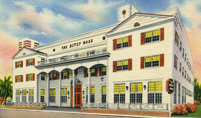 1940s 1940 L Murray Dixon Builds The Betsy Ross Hotel
