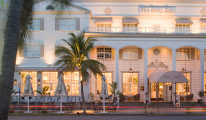 2006 Red As A Luxury Boutique Hotel The Betsy Ross Becomes South Beach
