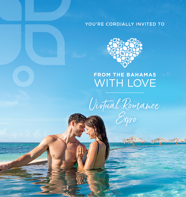 You're Cordially Invited To- From The Bahamas With Love - Hero Image