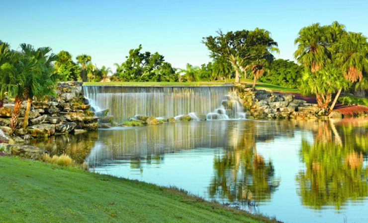 Take A Scenic Swing at the Bonaventure Golf Club