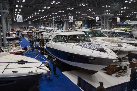 New York Progressive Boat Show
