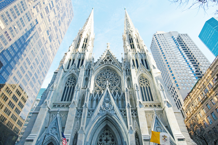 Take a Tour of St. Patrick's Cathedral