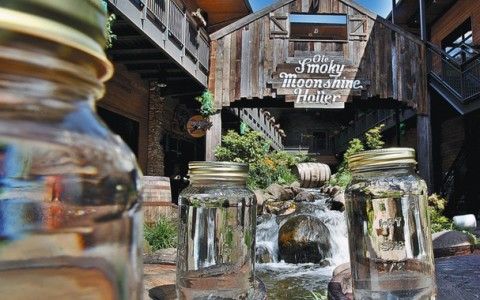 Ole Smoky Moonshine Distillery