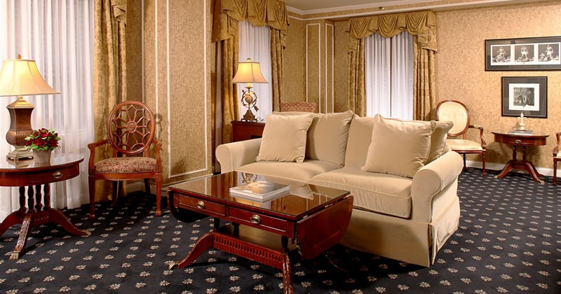 Services and Amenities of our Historic Louisville Hotel